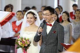【吆柒婚礼跟拍】永川神女湖婚礼摄影