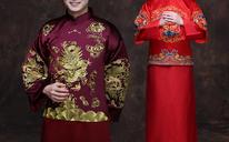 多种款式 秀禾服创意婚纱礼服