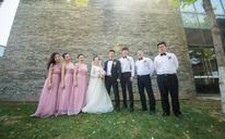 西安灞柳驿婚礼跟拍:ZHANG & MA