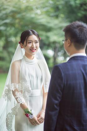 唯美婚礼跟拍 SOMEVISION沐唯影像-余生,幸福就好。