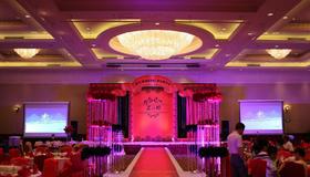 红秀婚礼-----《案例11》高端酒店婚礼布置