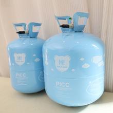 2018博彩娱乐网址大全气球充气瓶氦气罐创意氢气球打气筒气球配件结