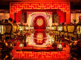 贵阳罗曼蒂克婚礼机构作品 - 新中式婚礼