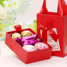 喜糖成品含糖伴手礼婚礼回礼喜糖盒子