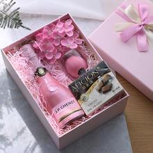 臻忆美创意结婚伴娘伴郎伴手礼回礼欧式婚礼喜糖礼盒送闺蜜圣诞礼