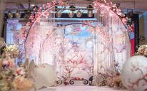 2017全新唯美新中式婚礼《梦》