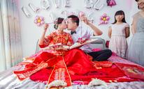 【DC婚礼视觉 婚礼跟拍】爱需要呵护来浇灌