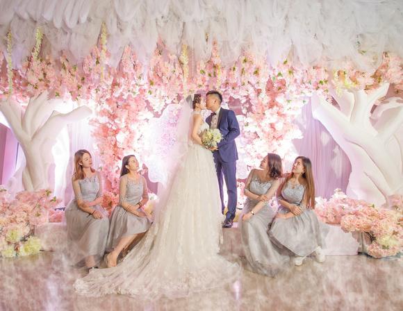 v视觉婚礼摄影《总监单机位摄影》