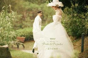 艾特婚纱《花与爱丽丝》