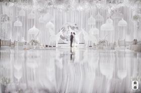 【薇蘭】白色 纯净大气 简约主题婚礼