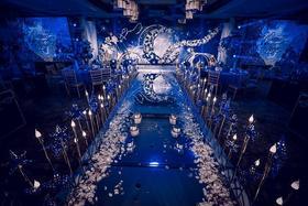 【倾心婚礼】婚礼策划——星空主题