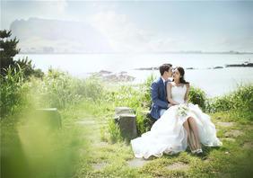芭妃出品丨纯韩森林系列婚纱