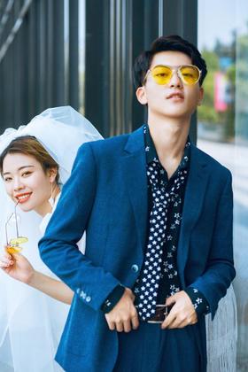 【济南六月记忆】时尚婚纱摄影作品欣赏