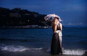 【美时微纪】十一月第二季客片欣赏--神秘 夜景婚纱照