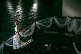 【唯美婚礼跟拍】温柔藏在光里,爱意藏在你的眼睛里
