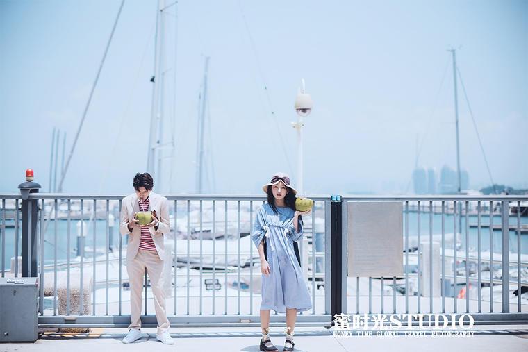【密时光】三亚站旅拍样片欣赏!!