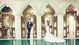 【米兰新娘】——最新韩式婚纱照样片