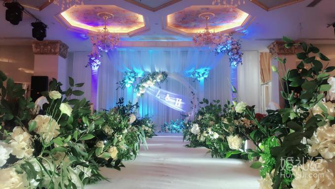 简约森系小清新婚礼《静好》