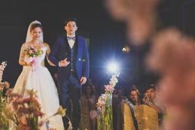 【纪实婚礼摄影】要你拥有会长大的幸福,一天比一天像公主