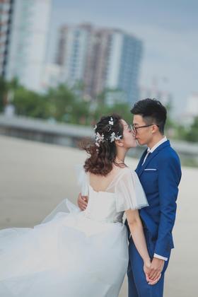 【婚礼跟拍】前世你一定爱我太深,让我欠你到今生