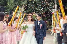 【婚礼摄影】不知何起,万世不渝。