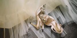 婚鞋选的好 婚礼才不会出洋相