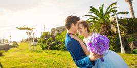 【新娘说年终盘点】10大热门婚纱照风格