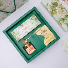 结婚伴手礼婚礼回礼喜蜜礼盒成品喜糖含手提袋蜂喜缘