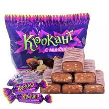俄罗斯进口紫皮糖果一斤约70颗