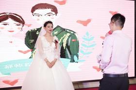 嘉慕视觉总监档单机位婚礼跟拍