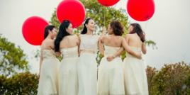 【新娘年终说盘点】2017十大婚礼创意