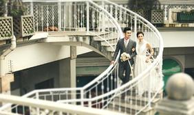 摩卡视觉婚纱照---鼓浪屿之旋转爱情