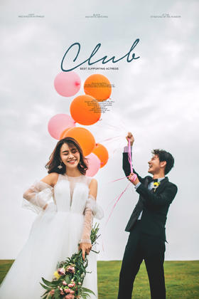 维尼夫妇摄影 -最新唯美草坪系列婚纱照