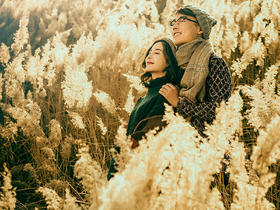 温暖婚纱照第二季【情书】致始终温暖的爱恋