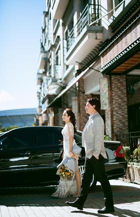 婚纱照客片欣赏-感谢来自红河的婧婧夫妇