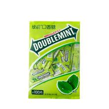 绿箭薄荷味口香糖 100片装