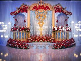【百灵欧式婚礼】诗雨的花园—花艺装饰