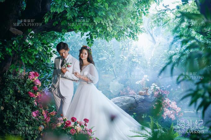 【圣诞大促】888超值体验套餐 2服2造主题婚纱