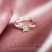 梵尼洛芙-方圆丨设计款丨轻奢公主系列丨钻戒婚戒