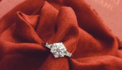 【新娘说年终盘点】这样海淘婚戒首饰 一下省好几万!