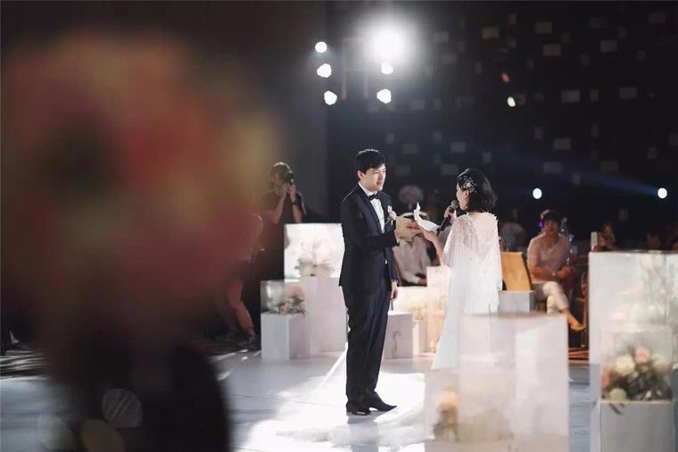 献给穿高跟鞋和长礼服的你【为大理石纹打卡】——欧式婚礼