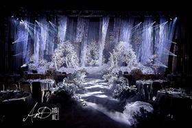 【梦幻鲜花婚礼布置】  圣洁的心,完美的爱