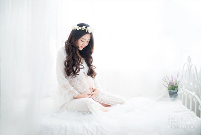 【小熊baby】698 儿童摄影孕妇照单人套餐 -婚纱摄影