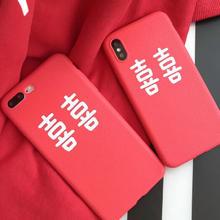 红双喜字手机壳软iphone7硅胶保护套8p苹果X