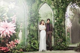 森系阳光  婚纱摄影