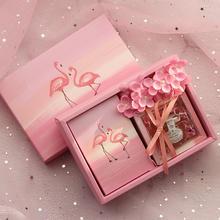 臻忆美 火烈鸟喜糖盒子含糖婚礼伴手礼喜糖成品结婚喜糖礼盒回礼
