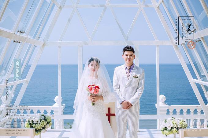 【费用全包】海边婚礼/水晶教堂/夕阳/送酒店1晚