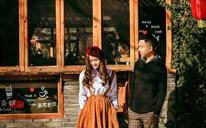 遇见菲林全球旅拍 - 丽江客片欣赏 街拍婚纱照