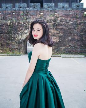 【复古风婚纱照】#瑪莎莉莉#缪雅静 刘展鹏夫妇客照分享#