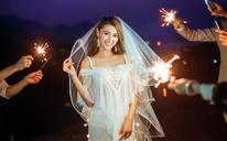 【伊啦婚纱摄影】美丽的相遇 创意婚纱照